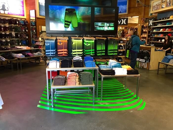 Hurley Custom Displays Venbea