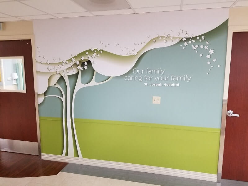 Venbea Building & Wall Graphics California